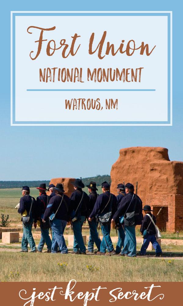 Civil War Reenactors at Fort Union National Monument