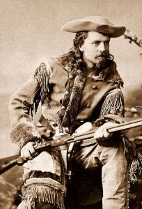 Buffalo Bill Cody, 7th cousin 7 times removed