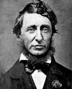 Henry David Thoreau