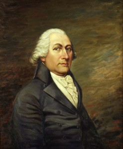 John Langdon, signer of the US Constitution, first Vice President of the US, and my 5th cousin 7 times removed
