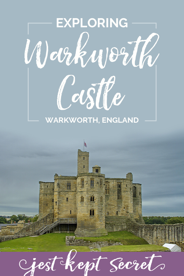 Exploring Warkworth Castle