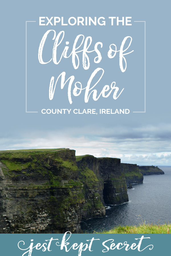 Pinnable image for The Cliffs of Moher