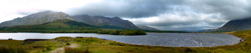 The Twelve Bens, Connemara National Park