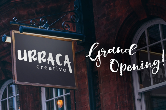 Urraca Creative Grand Opening