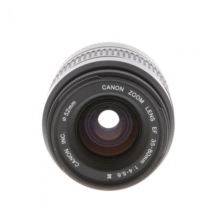 Canon 35-80mm f4-5.6 III EF-Mount Lens