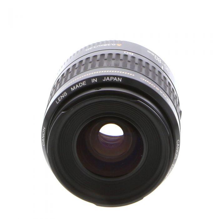 Canon 35-80mm f4-5.6 USM EF-Mount Lens