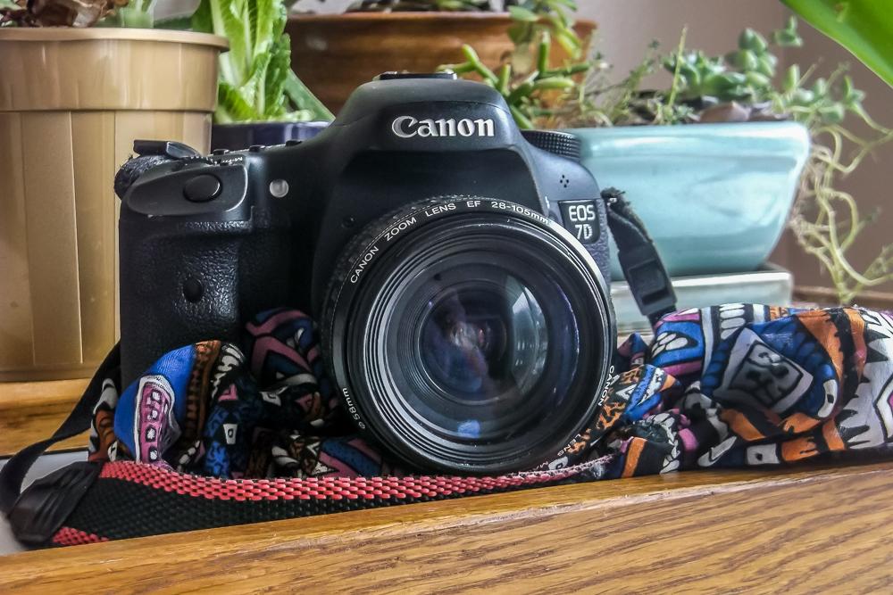 What's in my Camera Bag | Jest Kept Secret