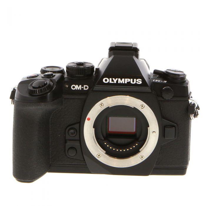 Olympus OM-D E-M1 Mirrorless Micro Four Thirds Digital Camera Body