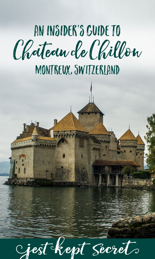 An Insider's Guide to Chateau Chillon | Jest Kept Secret