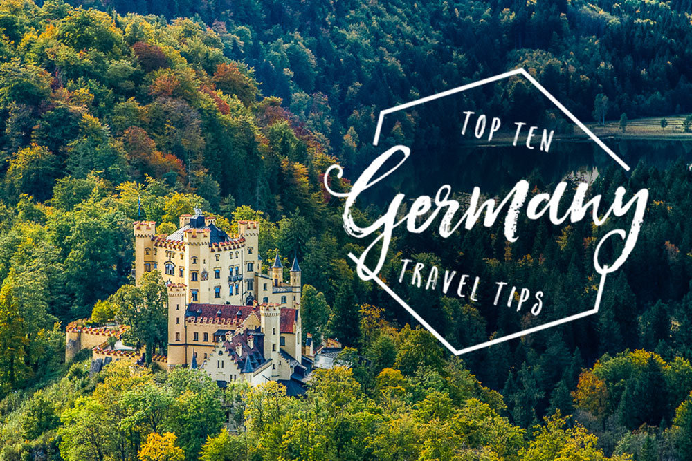 Top 10 Tips for Traveling to Germany | Jest Kept Secret