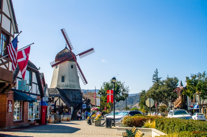 Solvang, CA: The Danish Capital of America | Jest Kept Secret