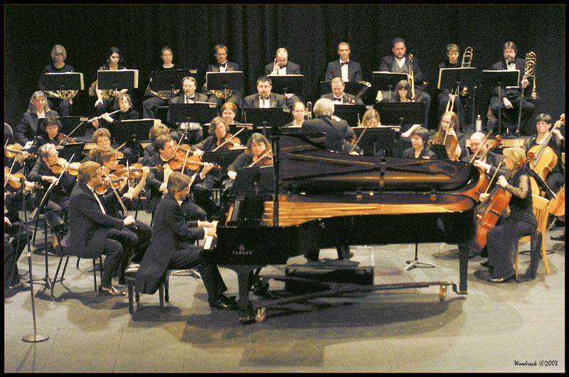 International Symphony Orchestra 2002-2003