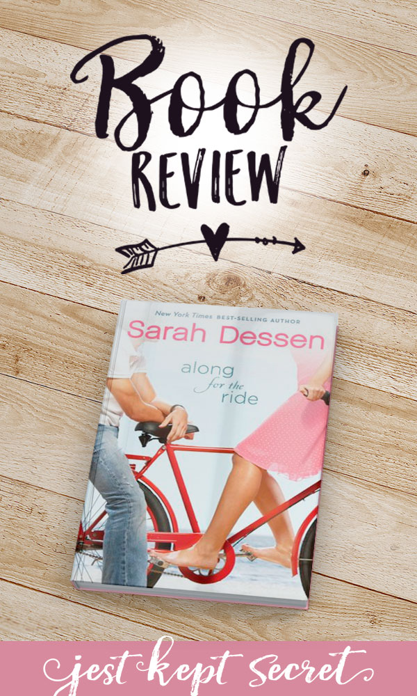 Book Review: Along for the Ride | Jest Kept Secret