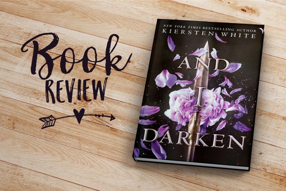 Book Review: And I Darken   Jest Kept Secret