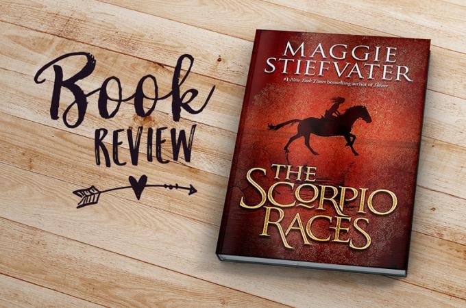 Book Review: The Scorpio Races by Maggie Stiefvater | Jest Kept Secret