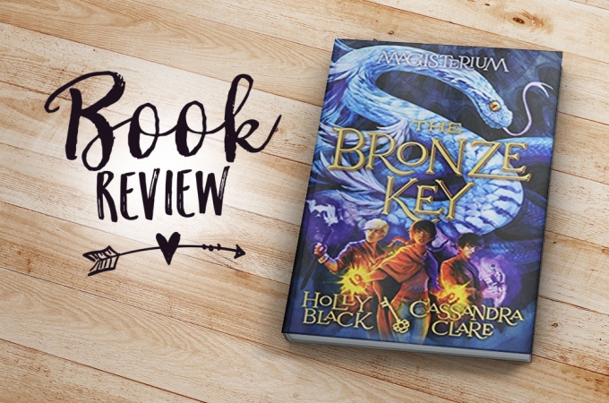 Book Review: The Bronze Key by Holly Black and Cassandra Clare | Jest Kept Secret