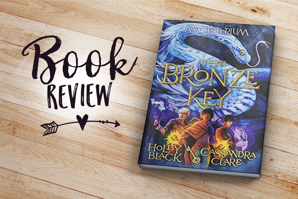 Book Review The Bronze Key By Holly Black And Cassandra Clare