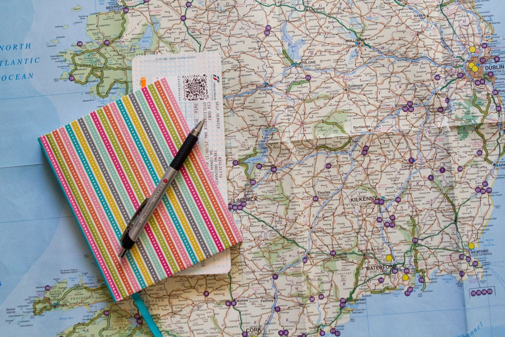 A Six-Week European Itinerary | Jest Kept Secret