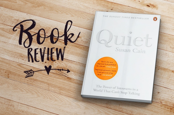 Book Review: Quiet by Susan Cain | Jest Kept Secret