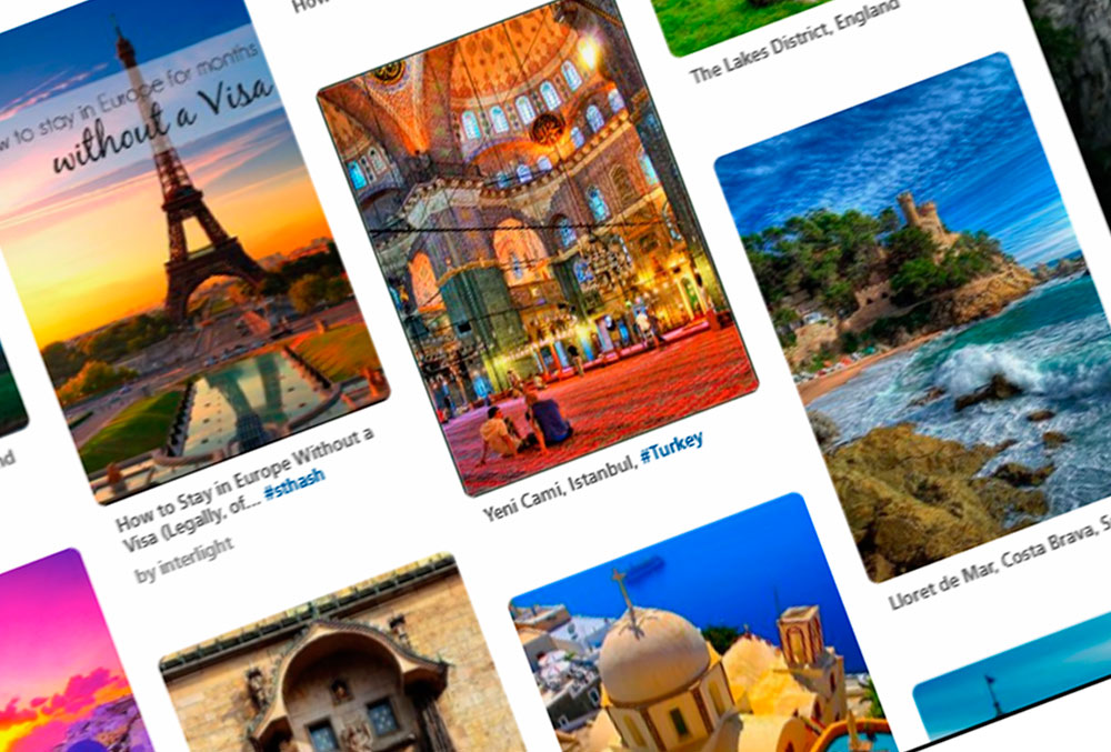 Using Pinterest to Plan Your Epic Adventure | Jest Kept Secret