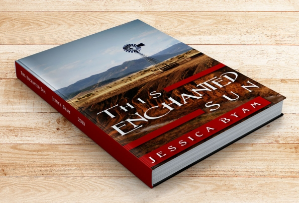This Enchanted Sun, a photo book by Jessica Byam Friedman