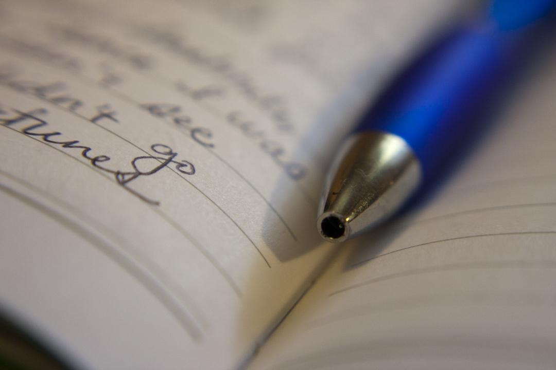 Your Story Matters: 5 Great Reasons to Keep a Journal   Jest Kept Secret
