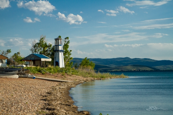 Bear Lake Aquatics Base   Jest Kept Secret