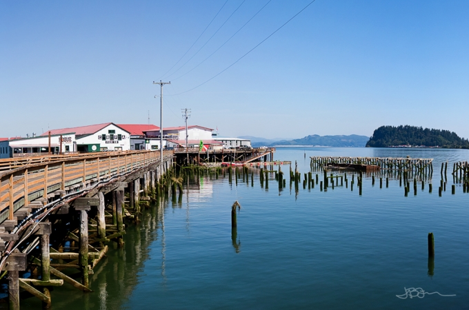 Astoria Pier