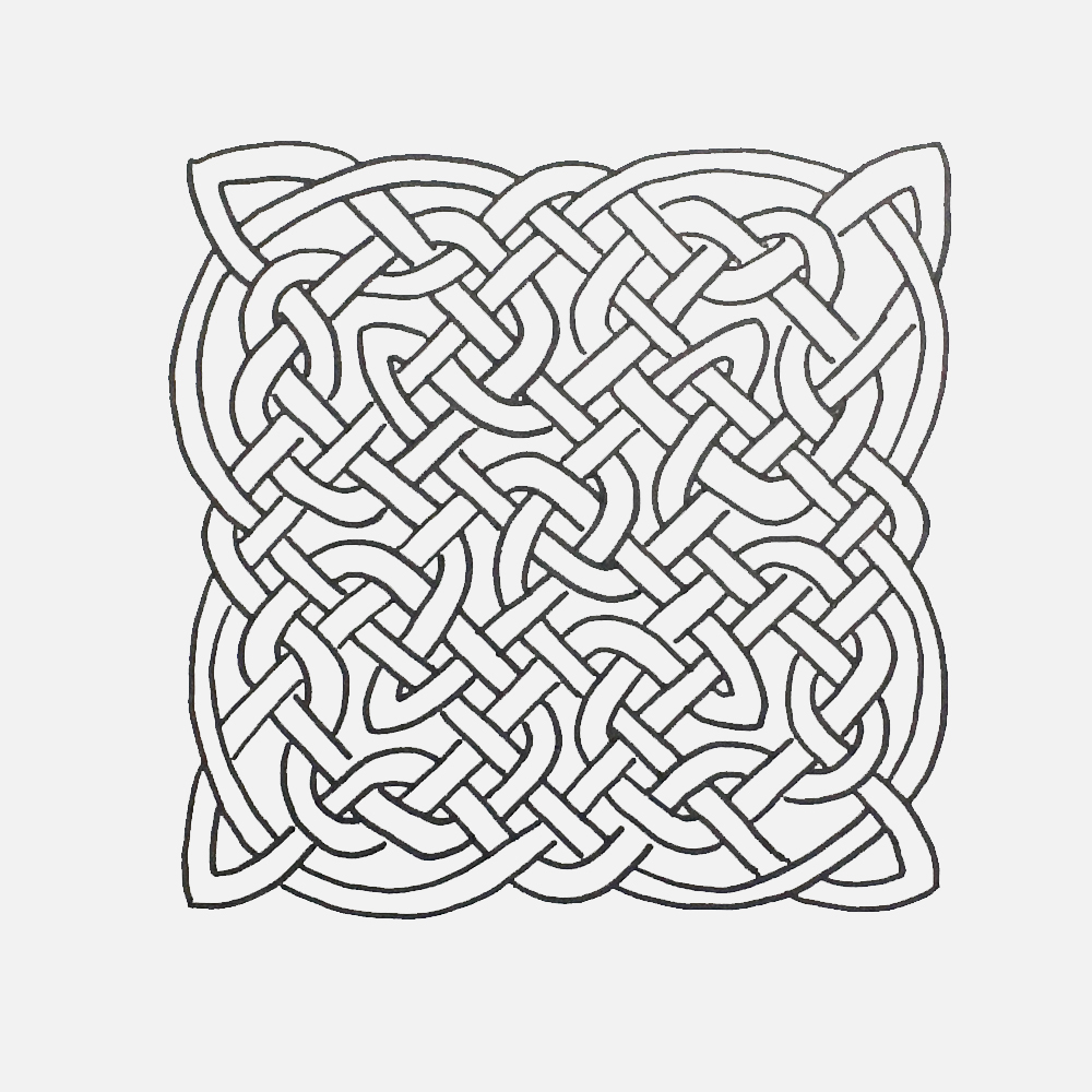 Celtic Knots - Final Knot | Jest Kept Secret
