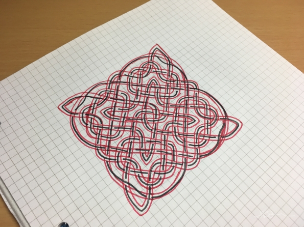 Celtic Knots - Outline Your Knot | Jest Kept Secret