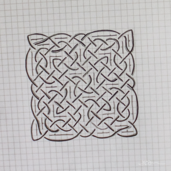Celtic Knots - Trace Your Knot | Jest Kept Secret