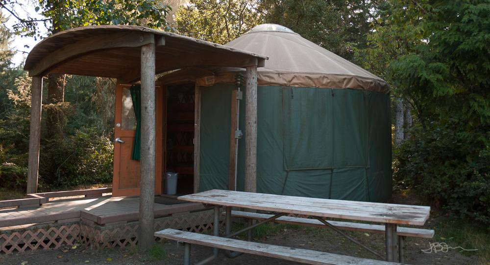 Green Yurt