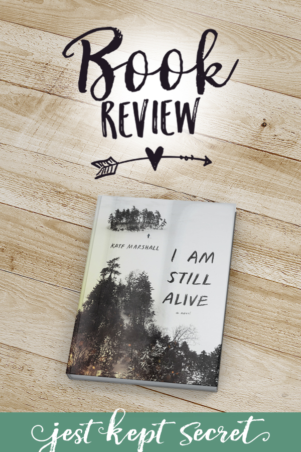 Pinnable image for I Am Still Alive book review