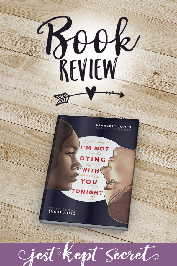 Pinnable image for I'm Not Dying With You Tonight book review