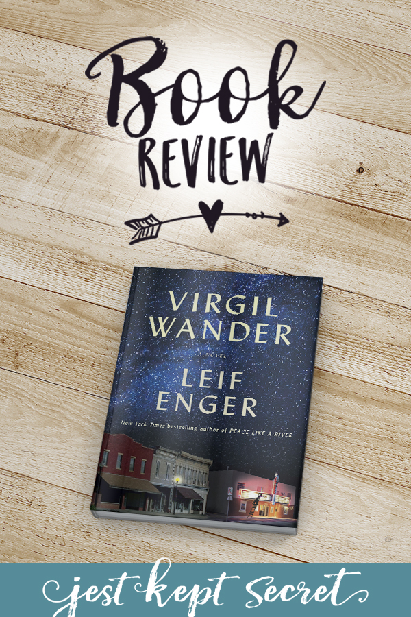 Pinnable image for Virgil Wander book review