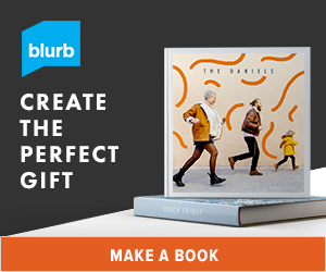 Blurb: Create the Perfect Gift