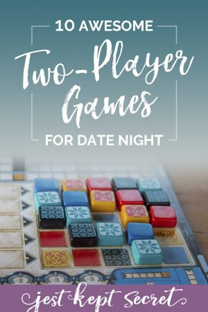 10 Awesome Two-Player Games for Date Night